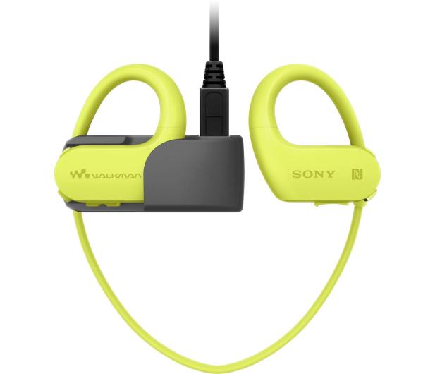 Sony Walkman NW-WS623 Limonka - 535528 - zdjęcie 3