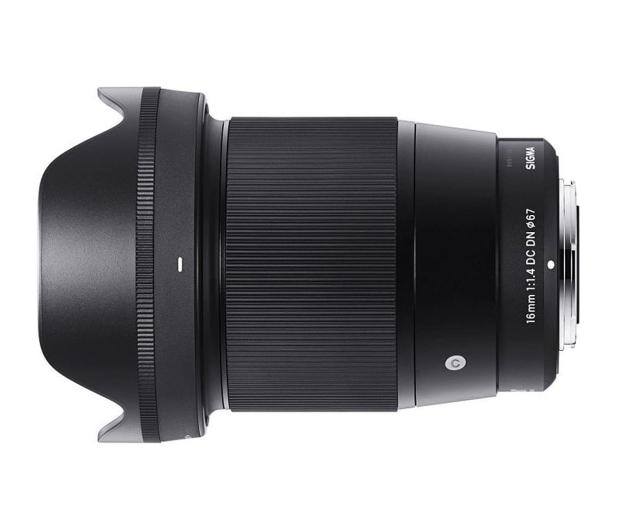 Sigma C 16mm f1.4 DC DN Sony-E - 502247 - zdjęcie