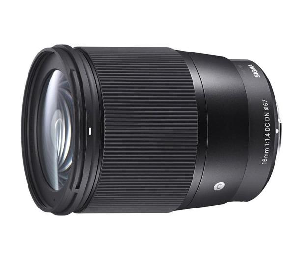 Sigma C 16mm f1.4 DC DN Sony-E - 502247 - zdjęcie 2