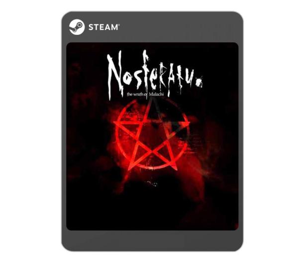 PC Nosferatu: The Wrath of Malachi ESD Steam - 527777 - zdjęcie
