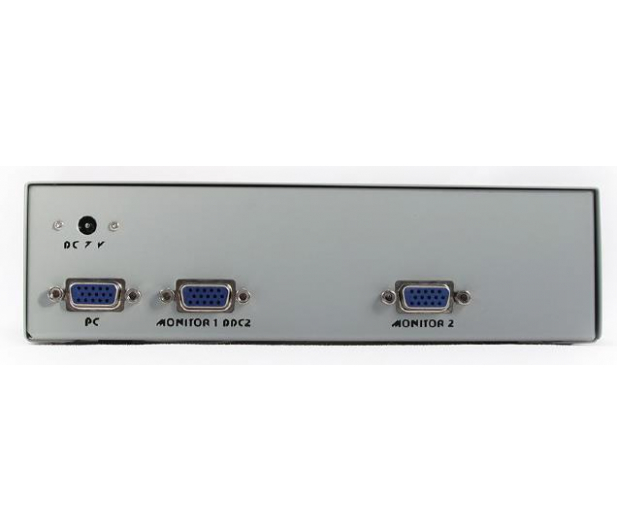 Gembird Splitter VGA - VGA (2 monitory) - 77733 - zdjęcie 2