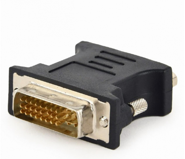 Gembird Przejściówka DVI-A - VGA - 472511 - zdjęcie