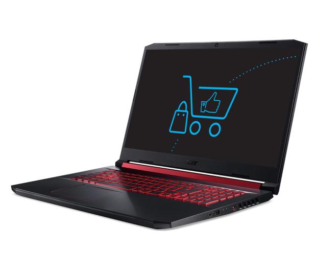 Acer Nitro 5 i7-9750H/16GB/512/W10X IPS 144Hz - 535850 - zdjęcie 4