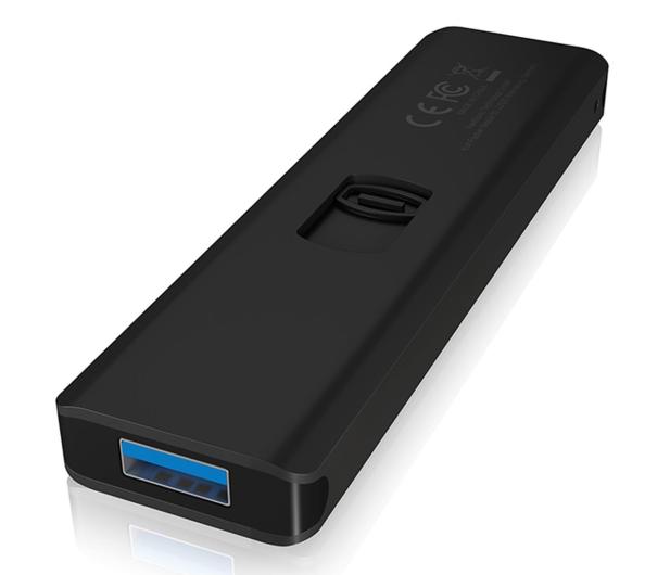ICY BOX Obudowa do dysku M.2 (USB 3.1) - 535274 - zdjęcie