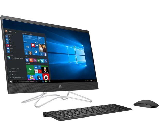 HP 24 AiO A9-9425/8GB/480/Win10Px IPS Black - 536558 - zdjęcie 4