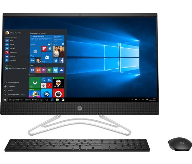 HP 24 AiO A9-9425/8GB/480/Win10Px IPS Black - 536558 - zdjęcie 3