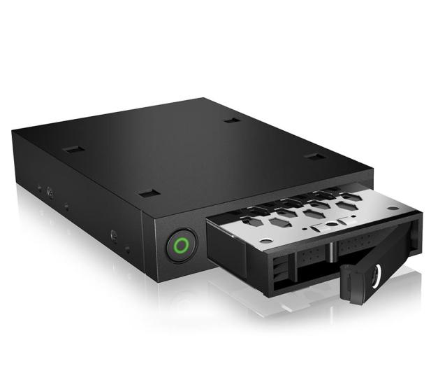 """ICY BOX Kieszeń na dysk 2.5"""" SATA/SAS HDD/SSD (RACK) - 535277 - zdjęcie 2"""