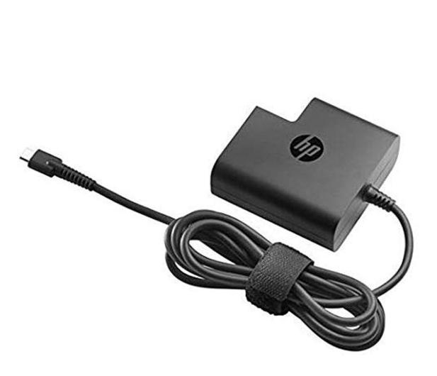 HP Zasilacz 45W USB-C - 485046 - zdjęcie