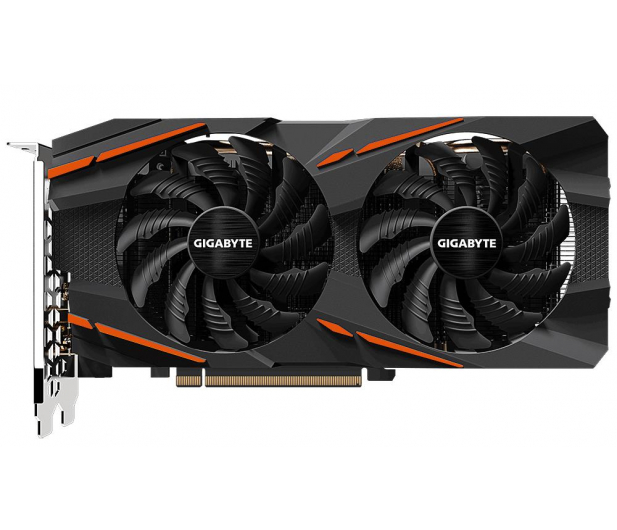 Gigabyte Radeon RX 590 GAMING 8GB GDDR5 - 525538 - zdjęcie 3