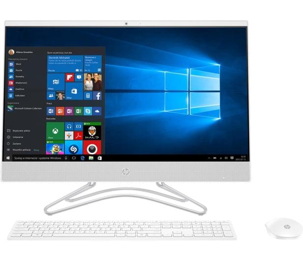 HP 24 AiO i5-9400T/16GB/512/Win10 IPS White - 539651 - zdjęcie 3