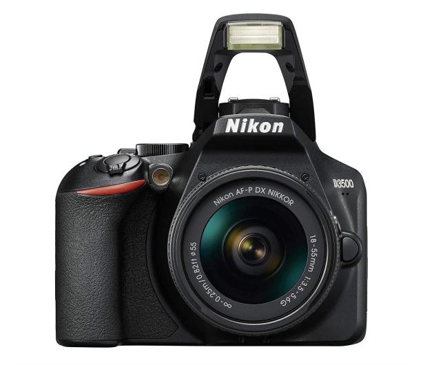 Nikon D3500 + AF-P 18-55 + AF-P DX 70-300  - 535780 - zdjęcie 6