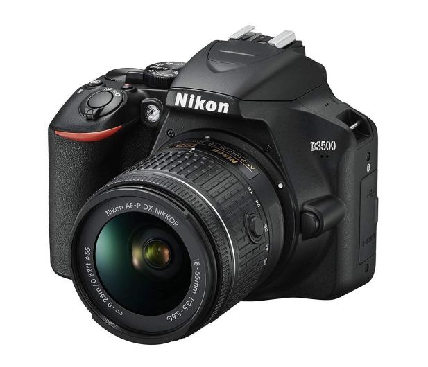 Nikon D3500 + AF-P 18-55 + AF-P DX 70-300  - 535780 - zdjęcie 7