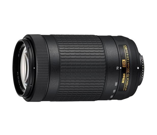 Nikon D3500 + AF-P 18-55 + AF-P DX 70-300  - 535780 - zdjęcie 4