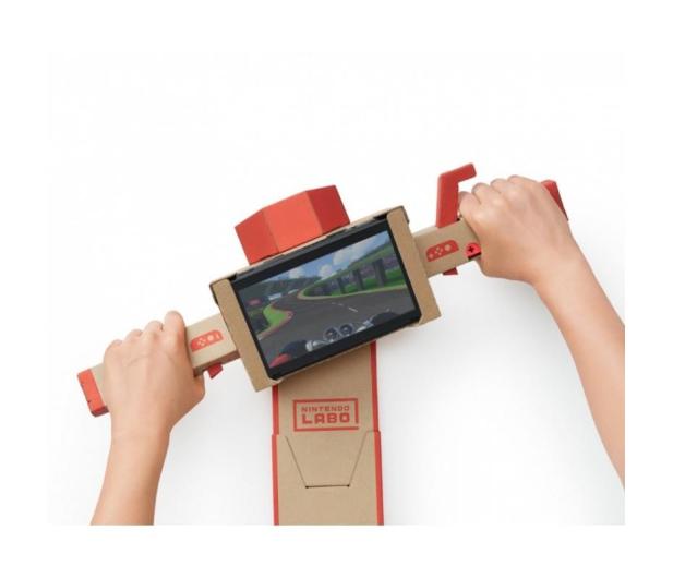 Nintendo Switch Joy-Con R/Blue + Labo Variety kit   - 535192 - zdjęcie 7
