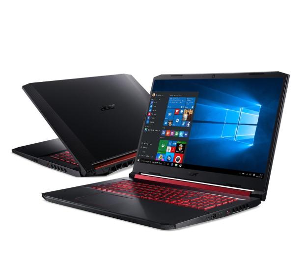 Acer Nitro 5 i7-9750H/16GB/512/W10X IPS 144Hz - 535850 - zdjęcie