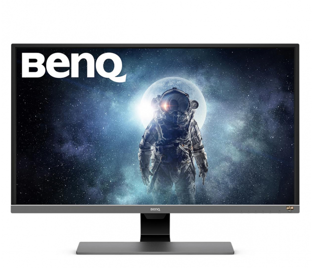 BenQ EW3270U czarny 4K HDR - 427065 - zdjęcie