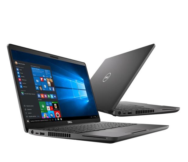 Dell Precision 3541 i7-9850H/16GB/512+1TB/Win10P P620 - 530533 - zdjęcie