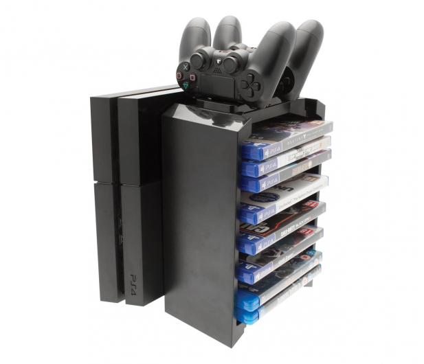 Venom PS4 Wieża do przechowywania gier i stacja ładująca - 530787 - zdjęcie 2