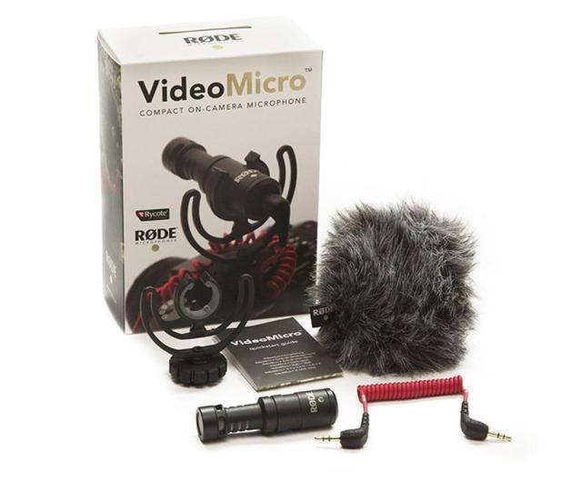 Rode VideoMicro - 531992 - zdjęcie 3
