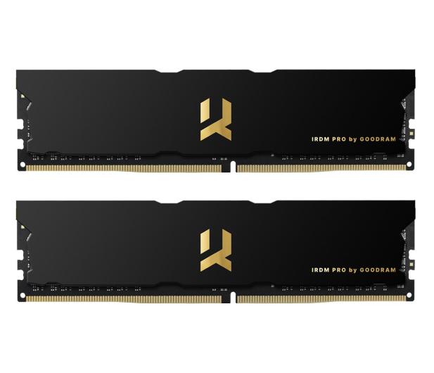 GOODRAM 16GB (2x8GB) 3600MHz CL17 IRDM PRO  - 531223 - zdjęcie