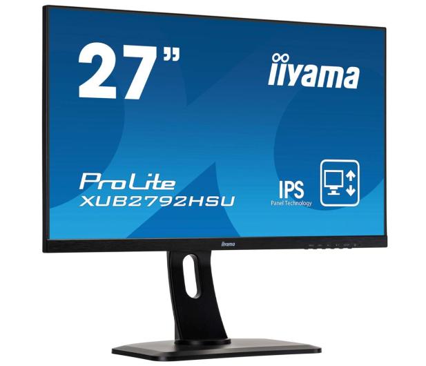 iiyama XUB2792HSU-B1 czarny - 536312 - zdjęcie 7