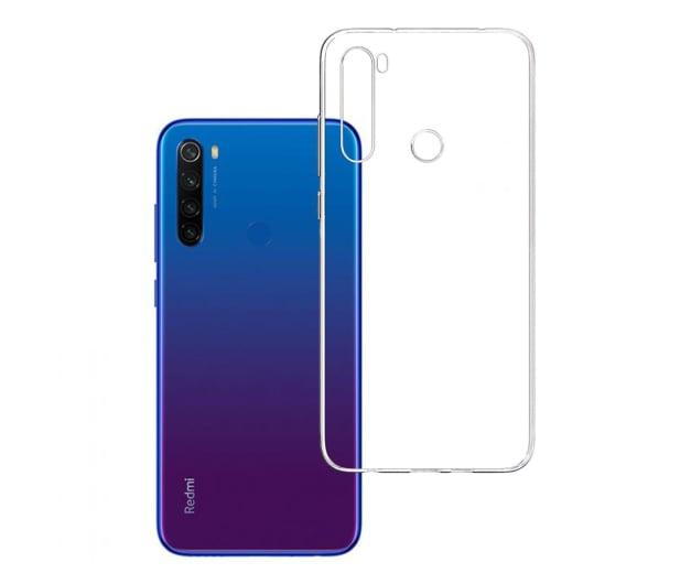 3mk Clear Case do Xiaomi Redmi Note 8t - 535443 - zdjęcie