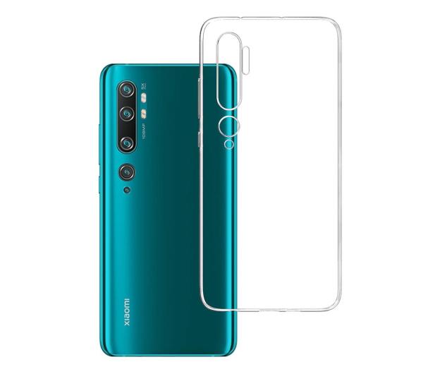 3mk Clear Case do Xiaomi Mi Note 10/10 Pro - 535441 - zdjęcie