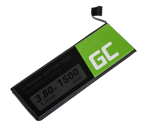 Green Cell Bateria A1457 do Apple iPhone 5S - 531369 - zdjęcie