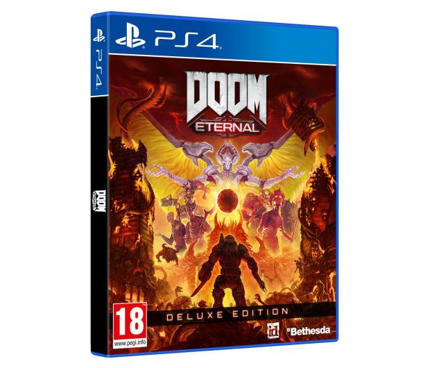 PlayStation Doom Eternal Deluxe Edition - 505136 - zdjęcie 2
