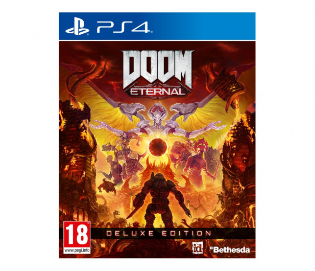 PlayStation Doom Eternal Deluxe Edition - 505136 - zdjęcie