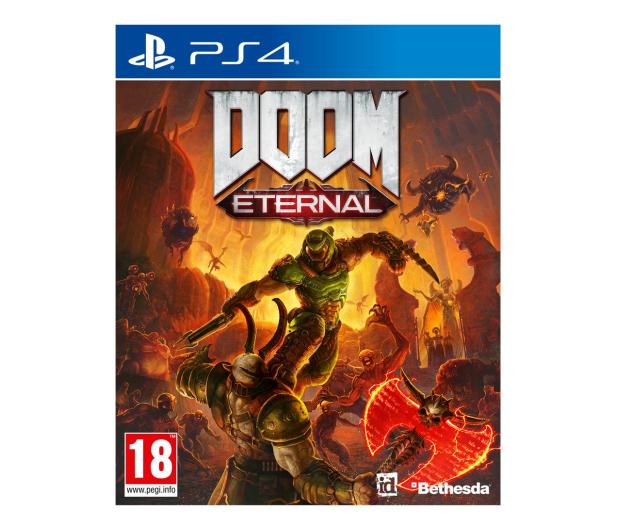 PlayStation Doom Eternal  - 495519 - zdjęcie