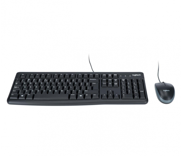 Logitech MK120 Wired Desktop - 57331 - zdjęcie