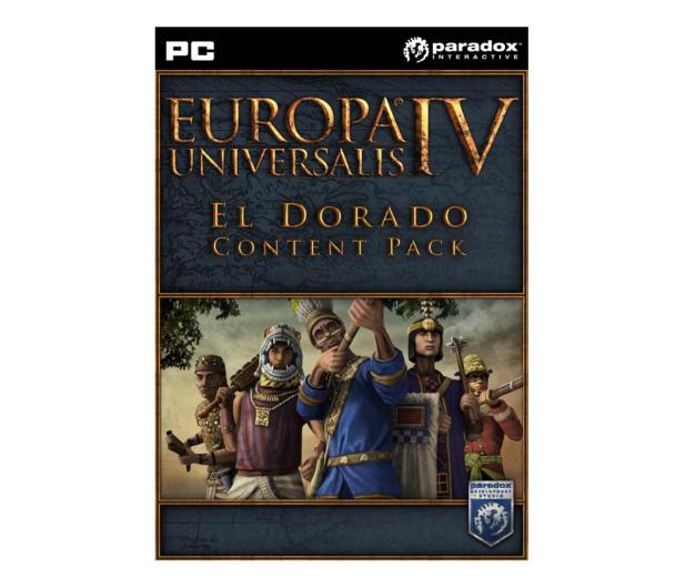 PC Europa Universalis IV El Dorado Content Pack (DLC) - 525140 - zdjęcie