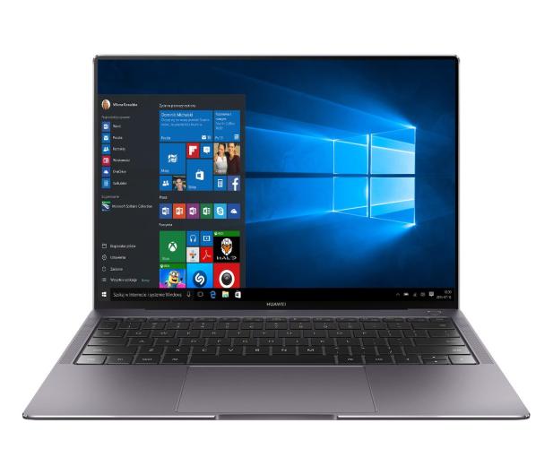 Huawei MateBook X Pro i5-8265/8GB/512/Win10 MX250 Dotyk - 531644 - zdjęcie