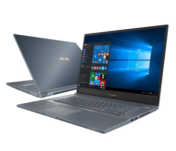 ASUS StudioBook Xeon E-2276M/64GB/2TB/W10P Quadro T3000 - 532644 - zdjęcie
