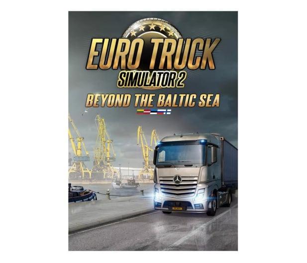 PC Euro Truck Simulator 2 - Beyond the Baltic Sea ESD - 525128 - zdjęcie