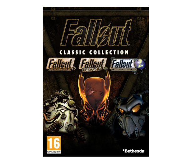 PC Fallout Classic Collection ESD Steam - 525174 - zdjęcie