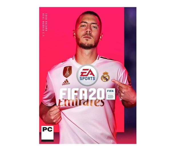 PC FIFA 20 (ENG/PL) ESD Origin - 525194 - zdjęcie