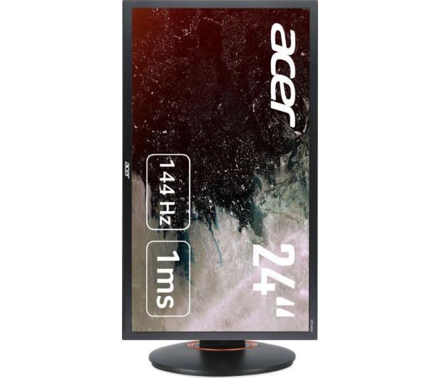 Acer XF240QPBIIPR czarny - 526495 - zdjęcie 4