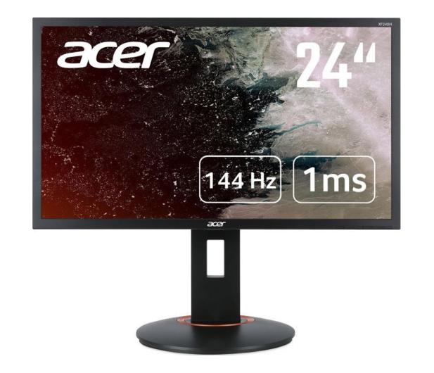 Acer XF240QPBIIPR czarny - 526495 - zdjęcie