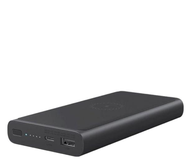 Xiaomi Mi Wireless Power Bank 10000 mAh (czarny) - 531968 - zdjęcie