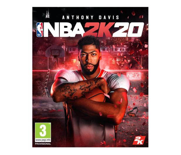 PC NBA 2K20 ESD Steam - 524757 - zdjęcie