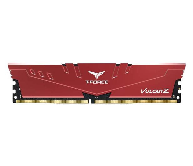 Team Group 16GB 3000MHz T-Force VulcanZ RED CL16 - 532549 - zdjęcie