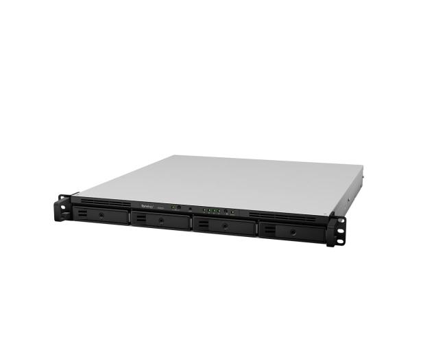 Synology RS820RP+ RACK (4xHDD, 4x2.1GHz, 2GB, 2xUSB, 4xLAN) - 531269 - zdjęcie 2