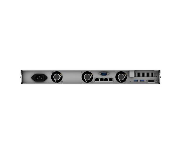 Synology RS820RP+ RACK (4xHDD, 4x2.1GHz, 2GB, 2xUSB, 4xLAN) - 531269 - zdjęcie 4