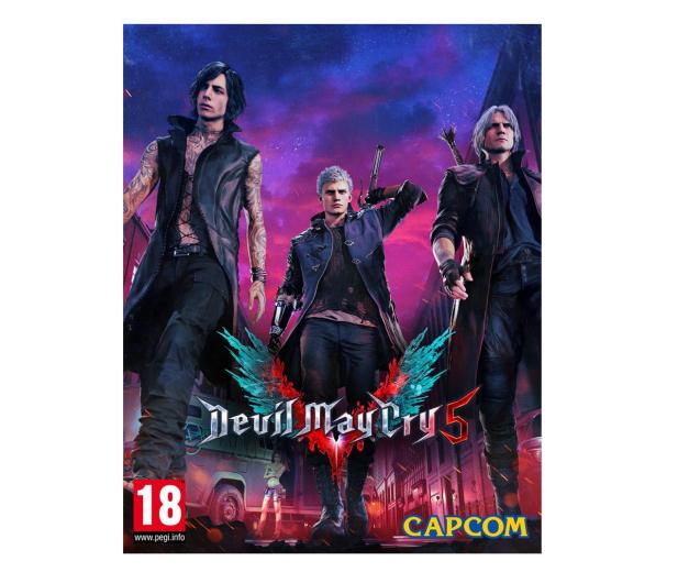 PC Devil May Cry 5 ESD Steam - 524480 - zdjęcie