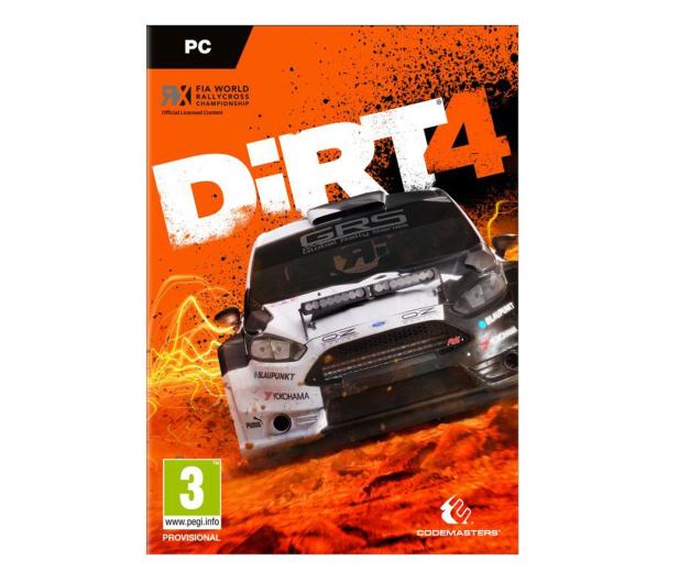 PC DiRT 4 ESD Steam - 524796 - zdjęcie