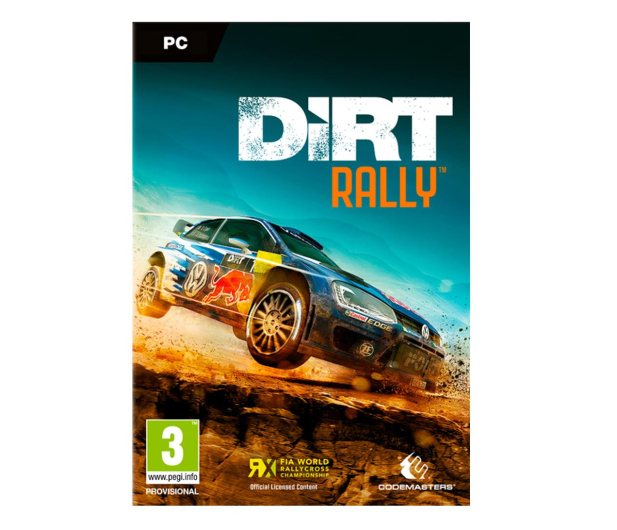 PC DiRT Rally ESD Steam - 524798 - zdjęcie