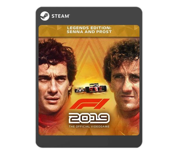 PC F1 2019 Legends Edition ESD Steam - 525170 - zdjęcie