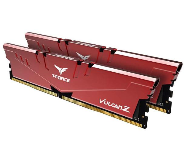 Team Group 32GB (2x16GB) 3000MHz CL16 T-Force VulcanZ RED  - 532571 - zdjęcie 2